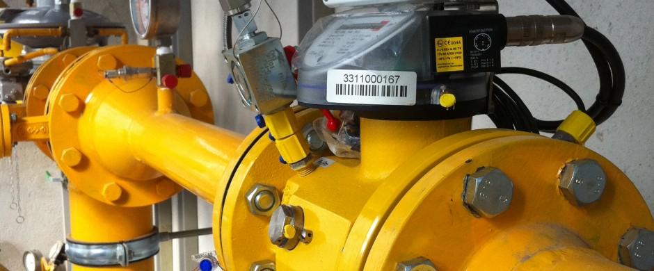 Contaje con correcto PT. Instaladores industriales Gas en Barcelona Gastechnik