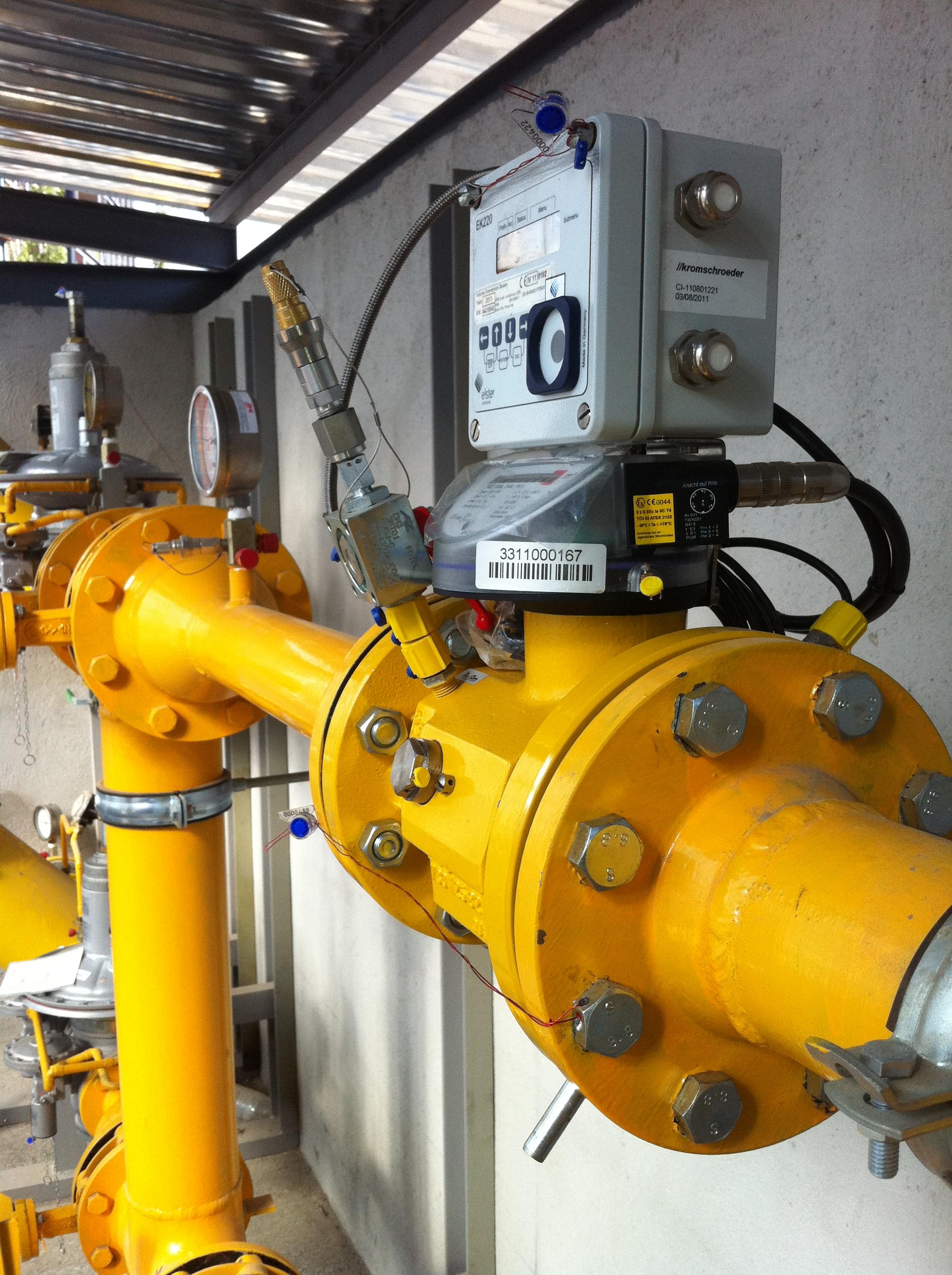 Ventajas del gas frente a otros combustibles Insyalaciones industriales de gas Gastechnik Barcelona