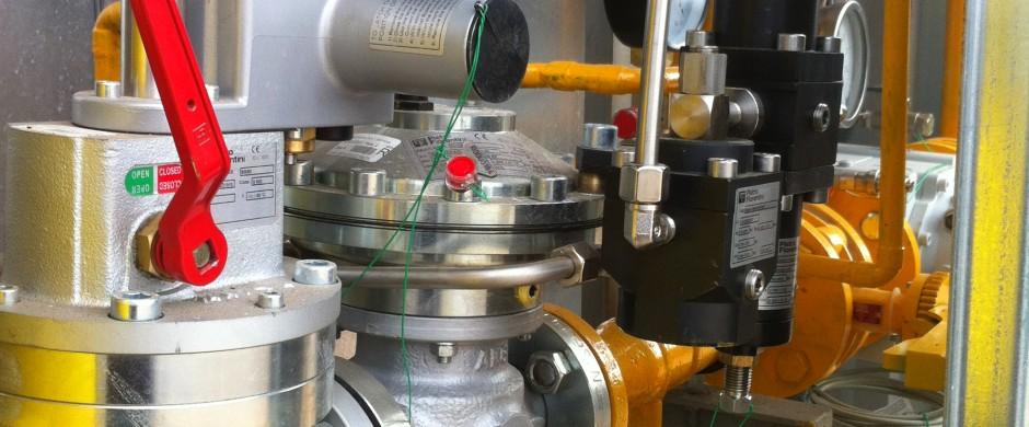 ERM APB instalación gas industrial Barcelona Gastechnik