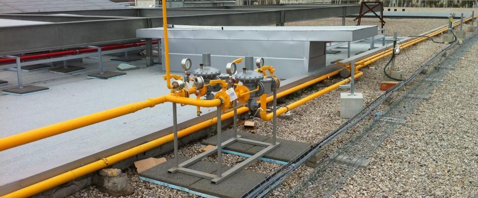ERM MPB Especialistas en Instalaciones Industriales de Gas en Barcelona