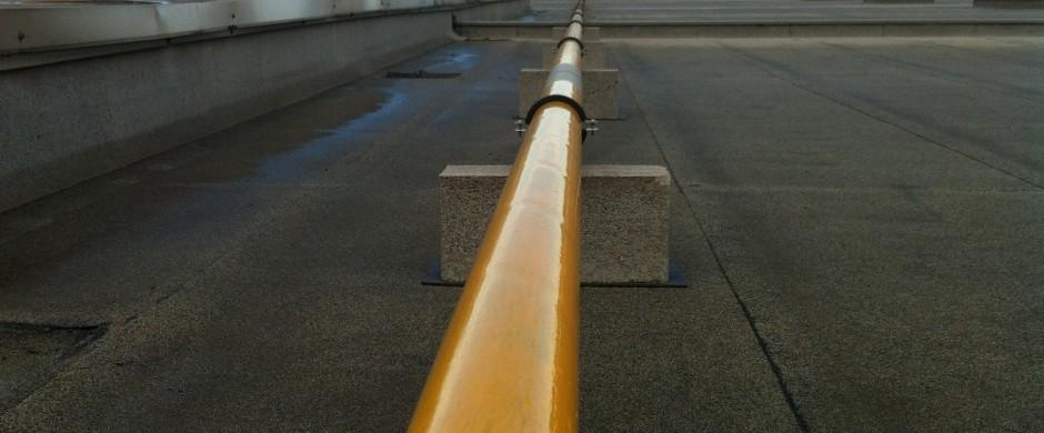 Instalación Draka Cables. Instalaciones de gas Barcelona Gastechnik