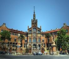 Hospital Sant Pau Empresa instaladora industrial gas sector sanitario Gastechnik Barcelona