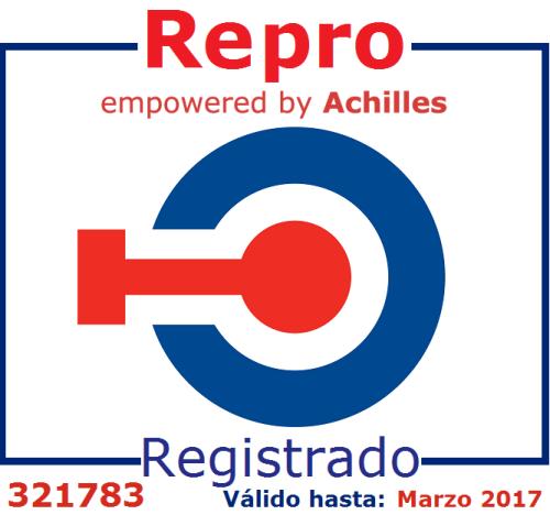 Registro Repro gastechnik barcelona instalaciones gas industria