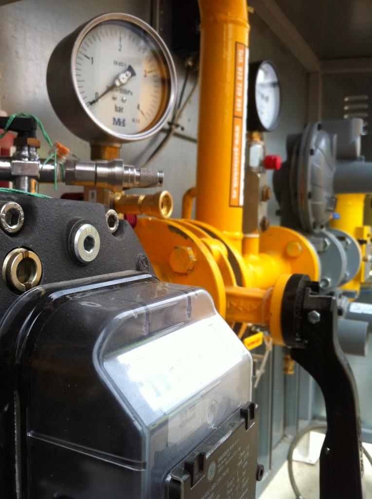 Acometida y ERM Alta Presión y líneas de distribución para hornos Instalaciones industriales de Gas Gastechnik Barcelona